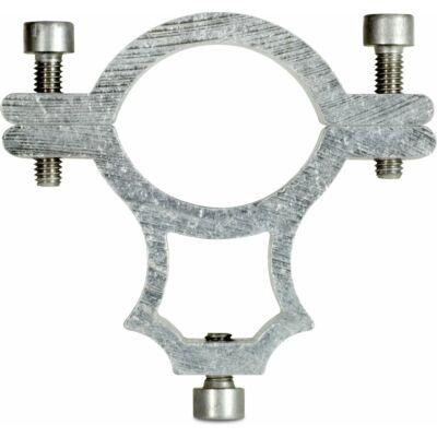 LNB-Halteschelle (40 mm), für SATMAN, silber