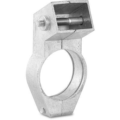 LNB-Halteschelle (40 mm), für DIGIDISH, silber