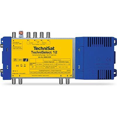 TECHNISELECT 12, blau/gelb