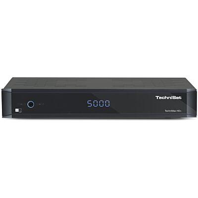 TECHNIMAX HD+, schwarz (C-Ware)