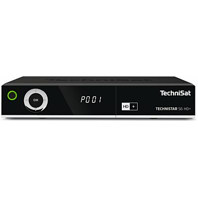 TECHNISTAR S6 HD+, schwarz