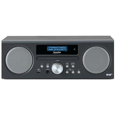 TECHNIRADIO DIGIT CD, anthrazit (C-Ware)