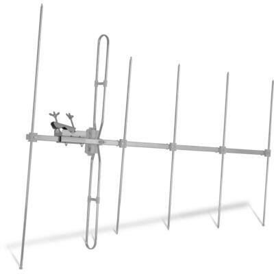TECHNIYAGI 6 VHF, silber