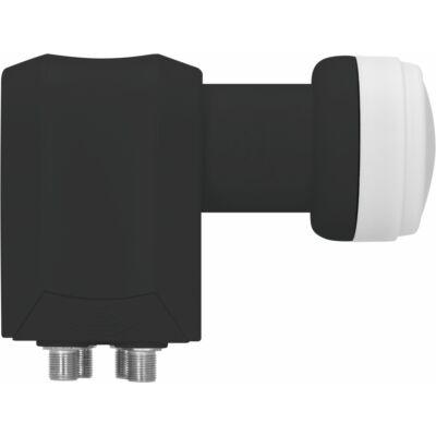 Universal-Quattro-LNB, schwarz