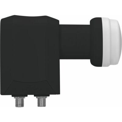 Universal-Twin-LNB, schwarz