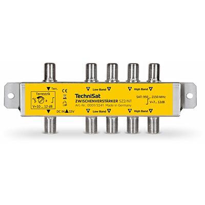 Zwischenverstärker 5Z2/NT, silber/gelb