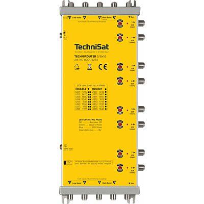 TECHNIROUTER 5/8X16, silber/gelb