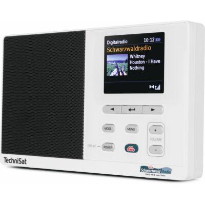 DIGITRADIO 215 Schwarzwaldradio Edition, weiß