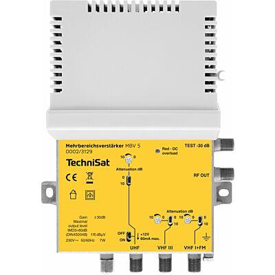 Mehrbereichsverstärker MBV 5, gelb/grau