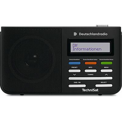 DIGITRADIO 210 Deutschland Edition, schwarz