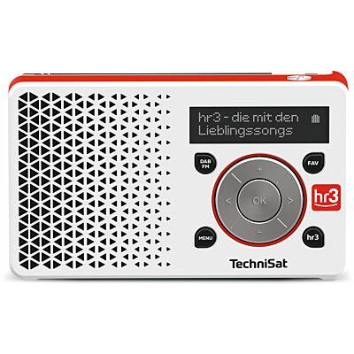 DIGITRADIO 1 hr3 Edition, weiß/rot