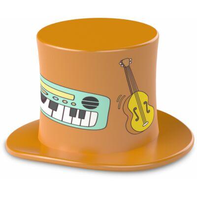 TECHNIFANT Hütchen Lieder, orange