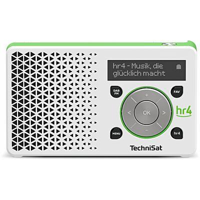DIGITRADIO 1 hr4 Edition, weiß/grün