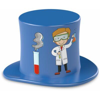 TECHNIFANT Hütchen Wissen mit Spaß, blau