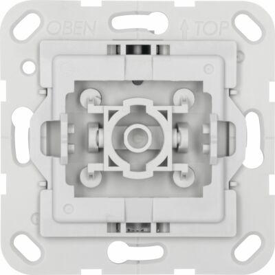 Dimmer-Einsatz, kompatibel zu Gira, hellgrau