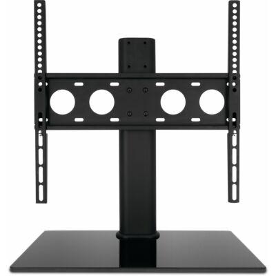 Universal TV-Tischfuß, schwarz