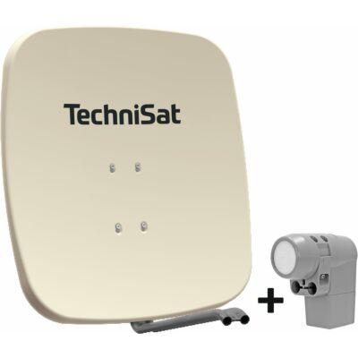 SATMAN 65 PLUS mit UNYSAT-Quattro-Switch-LNB