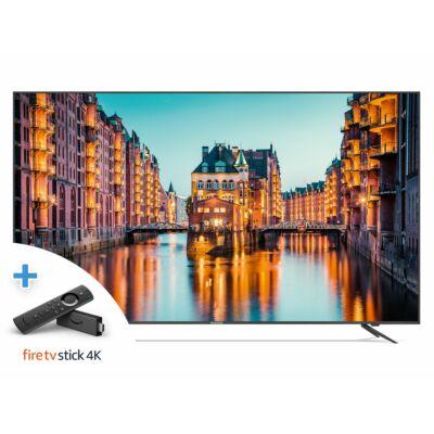 TECHNIVISTA 75 inkl. Amazon Fire TV Stick 4K, titan
