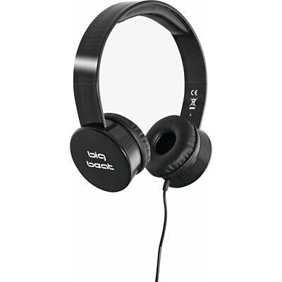 Stereokopfhörer BigBeat CE, schwarz