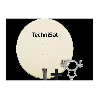 SATMAN 850 PLUS inkl. LNB-Halteschelle