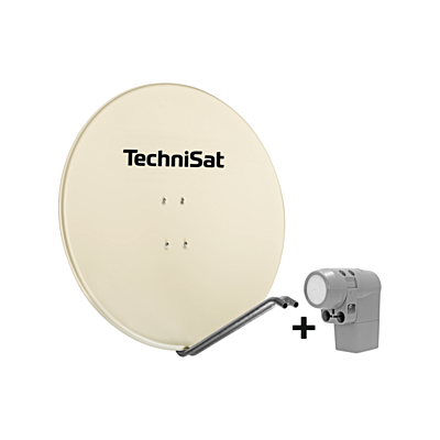SATMAN 850 PLUS mit UNYSAT-Octo-LNB