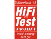 HiFi Test 5/21