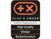 Plus X Award 2018/2019